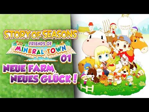 Neue Farm Neues Gluck 01 Let S Play Story Of Seasons