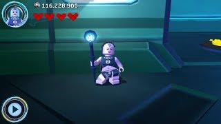 LEGO Batman 3: Beyond Gotham (PS Vita/3DS/Mobile) Indigo-1 Gameplay