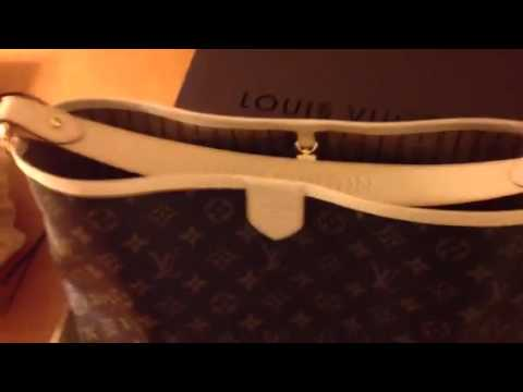 Louis Vuitton Delightful PM - YouTube 36d72b9019250