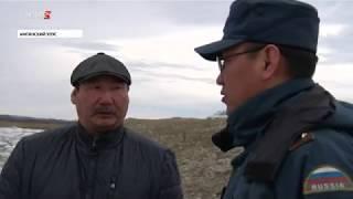 Ледоход на реках Якутии проходит в соответствии с прогнозом