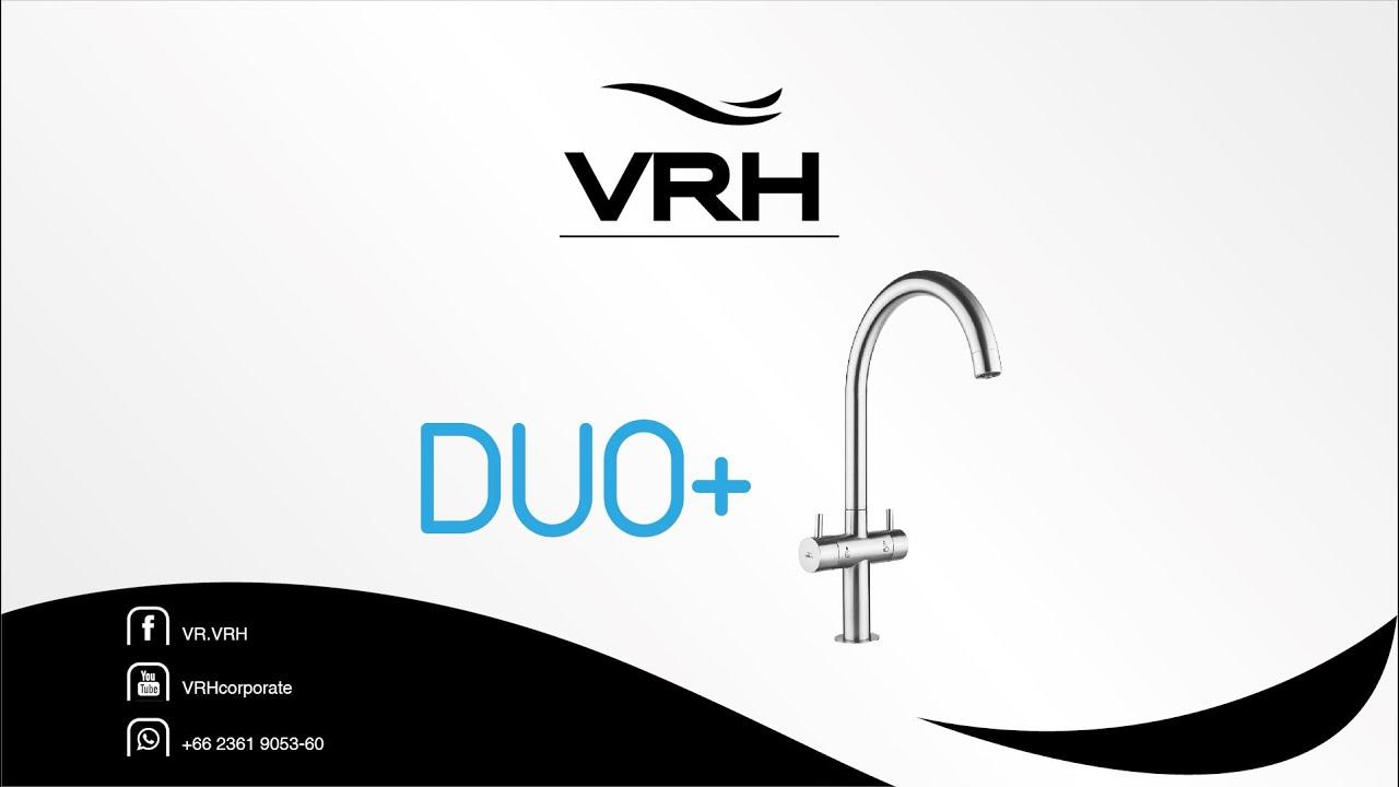 VRH Duo Installation Guide Final