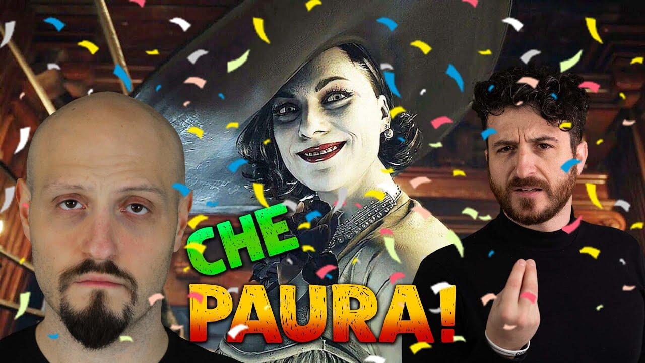 RESIDENT EVIL 8: Mamma mia CHE PAURA!