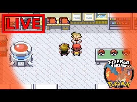 Pokemon Fire Red Randomize Nuzlocke Live Aftellen Tot Verjaardag