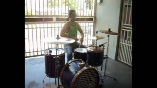 Pierce the Veil Beat It Drum Cover