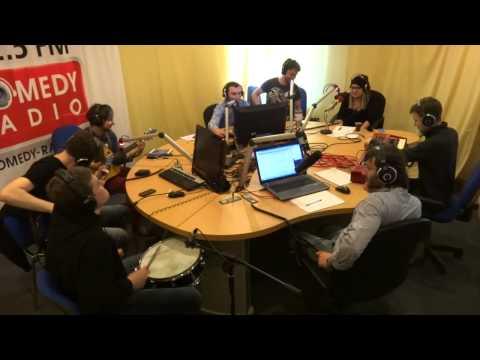 Вельвет — Лучшая песня для радио  – Live @ Comedy Radio