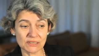 Irina Bokova, Unesco