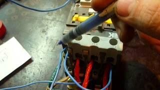 Электромагнитный пускатель самоподхват(Тел:8(920)517-48-17. Принимаю заказы на автоматизацию технологических процессов. Посредникам в поиске заказов..., 2013-03-25T15:43:16.000Z)