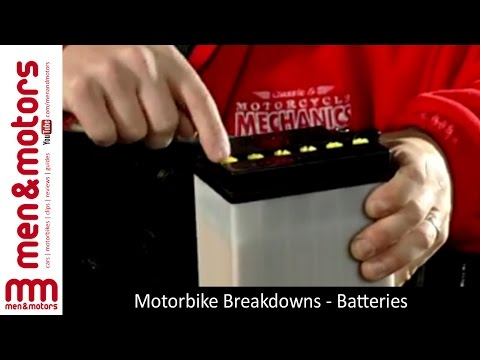 Motorbike Breakdowns - Batteries