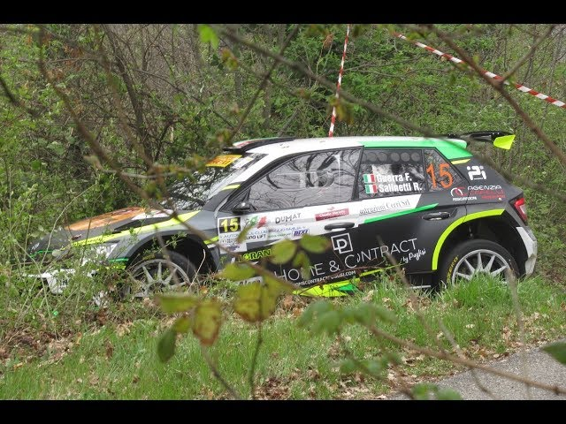 Rally Appennino Reggiano 2019 Crash & Show