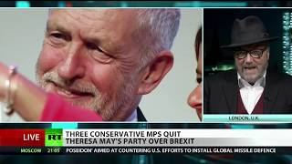 Brexit still likely as MPs exit parties