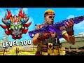 900 MORE LEVELS UNTIL LEVEL 1000... - Black Ops 4 Level 105