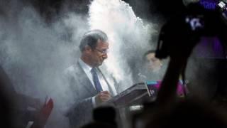 الرئيس الفرنسي يتعرض لاعتداء من مواطنة فرنسية