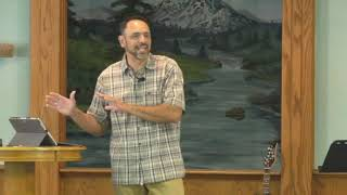 What's In a Name, Pt. 5 - Jehovah Rapha - The Lord who Heals
