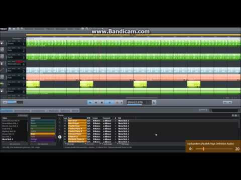 Magix music maker 2015 minimal deep house 2 youtube for House music maker