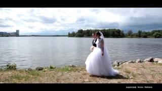 Очаровательный романтичный Свадебный клип Виталий и Надежда. Смотреть свадебное видео..