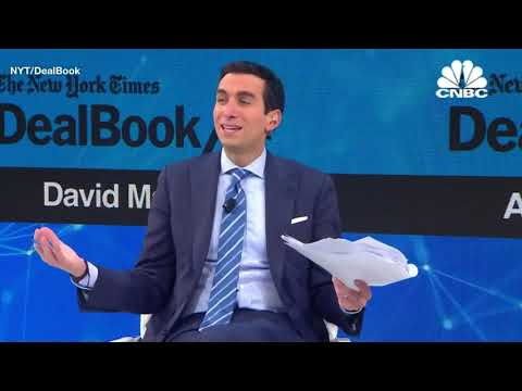 Facebook's David Marcus On Bitcoin As A Store Of Value - Nov 6th 2019