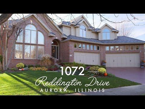 Welcome To 1072 Reddington Dr, Aurora, IL 60502