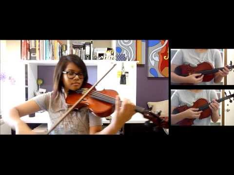 Violin Cover | Alt-J - Breezeblocks