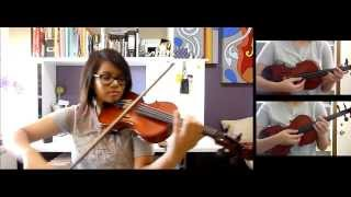 Violin Cover | Alt-J - Breezeblocks