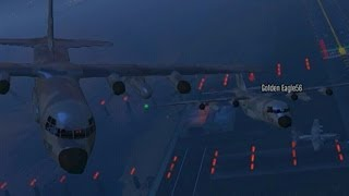 GTA V: The Titan Squadron