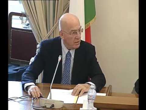 Roma - Registro dei tumori, audizione Soro, Istat e Istituto superiore di sanità (08.03.16)