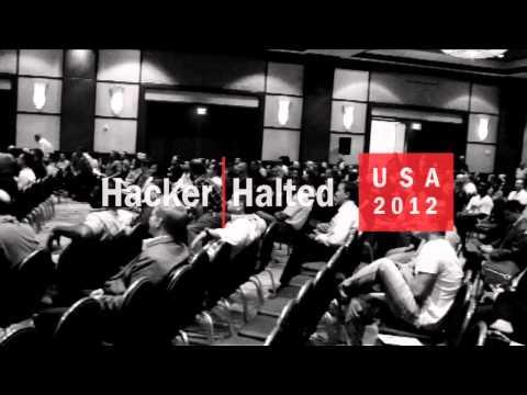 SAINT at Hacker Halted 2012