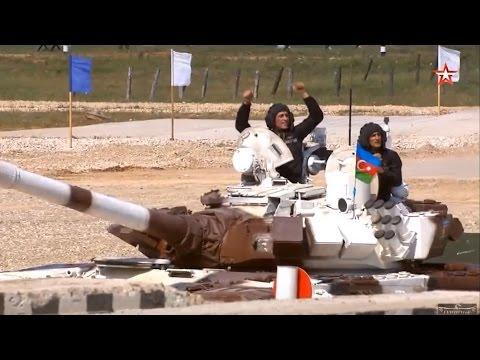 "International Army Games August 2, 2016 ""Tank Biathlon"" Day 4 Race 7"