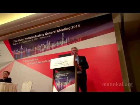 Deidre Mccloskey - The Past and  Future of Liberalism - Hong Kong Sept. 6, 2014