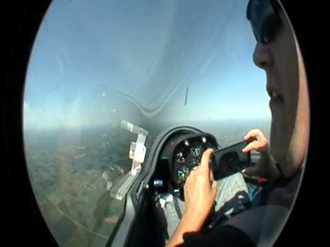 Cross Country Soaring Experience