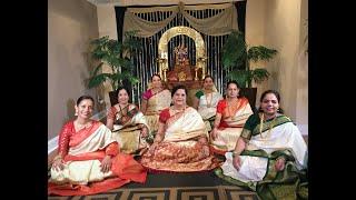 Ayigiri Nandini   Mahishasura Mardhini Stotram   Adi Shankaracharya   Jayanthi Nadig & Group