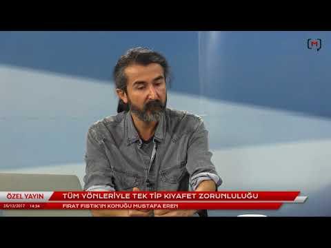 """Mustafa Eren: """"Tek tip kıyafet zorunluluğu kişiyi kişi yapan her şeyi ortadan kaldıran bir uygulama"""""""