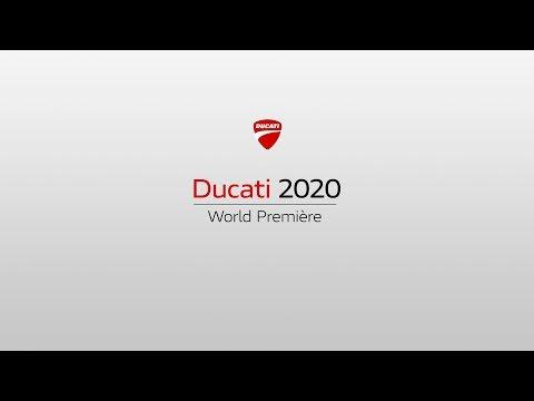 Ducati World Première 2020 - French