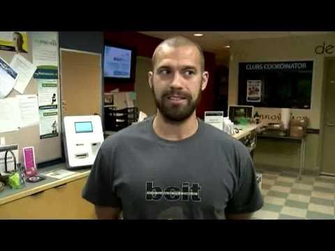 Bitcoin ATM Now At BCIT