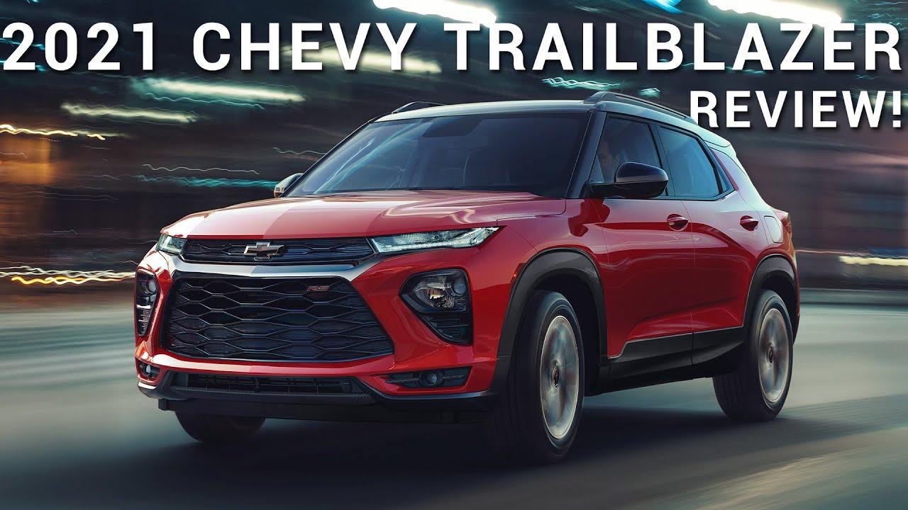 2021 Chevrolet Trailblazer Rs Review Autotrader Youtube