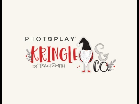 Kringle And Co Recipe Mini Album
