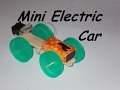 How To Build A Simple Mini Electric Car