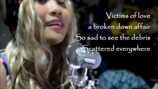 victims of love cover mary ann