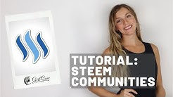 Full Tutorial: How to Create a Community on Steem