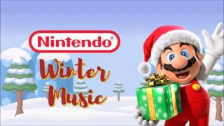 70 Minutes of Winter and Holidays Nintendo Music thumbnail
