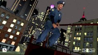 Видео для драматического конкурса «колено»(В видео представлен офицер пенделбени, которому прострелили колено. Драма да и только!, 2015-07-25T17:19:30.000Z)
