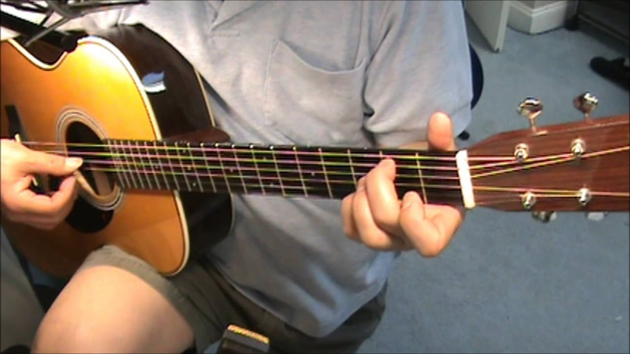 Case Of You Joni Mitchell Guitar Chords Finger Style Youtube