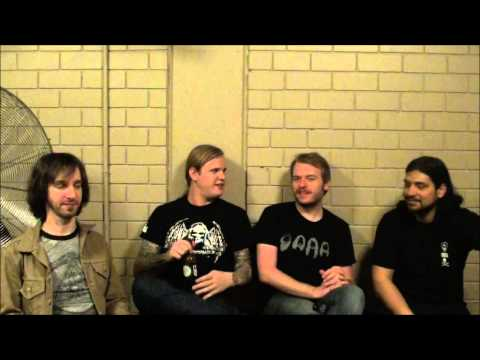 AMH TV - Interview with The Sword