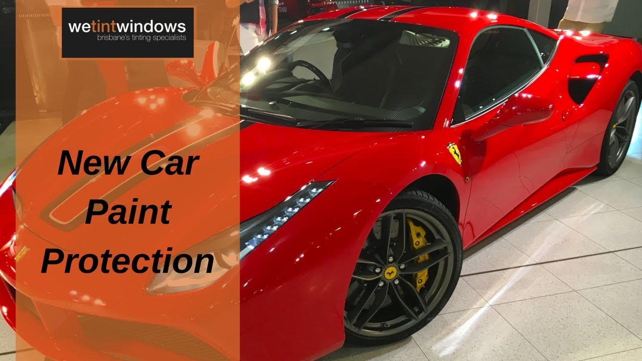 New Car Paint Protection Brisbane Logan Aftermarket Paint