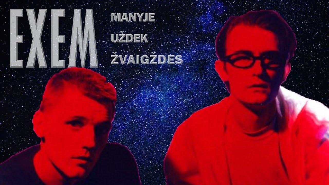 MANYJE UŽDEK ŽVAIGŽDES - Exem.  Lietuviška Daina. Geriausia Lietuviška Muzika