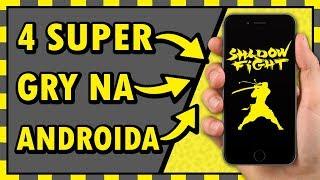 4 SUPER GRY NA ANDROID'a, które musisz mieć!  + MÓJ NOWY TELEFON