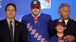 New York Rangers draft F Kaapo Kakko No. 2