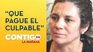 Paola Correa: Madre de Fernanda Maciel rompió el silencio - Contigo en La Mañana