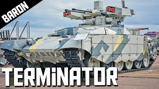ze terminator t 14 armata preview armored warfare bmpt 72