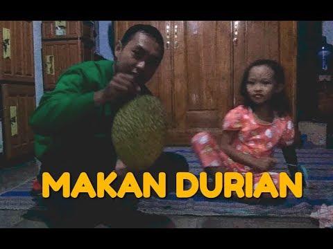 Makan Durian Bareng Diandra Qisya