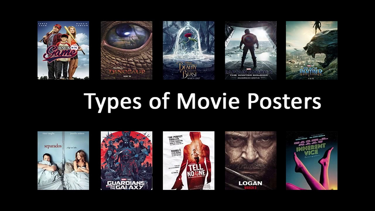 types of bollywood movie poster youtube